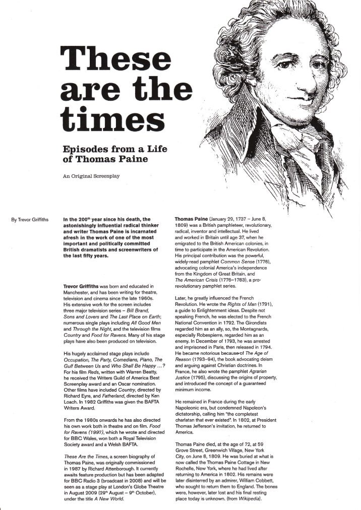 a biography of thomas paine a political activist A biography of thomas paine the english-american political activist pages 2 thomas paine, common sense, english american political activist.