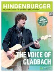 Hindenburger - Ausgabe Februar 2013