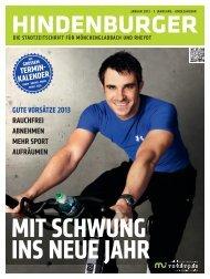 Hindenburger - Ausgabe Januar 2013
