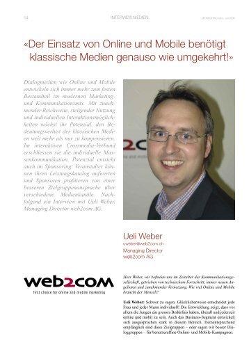 Web2Com-07-2006 - Sponsoring Extra