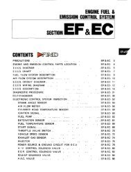 Nissan Factory Service Manual - Spooled up Racing