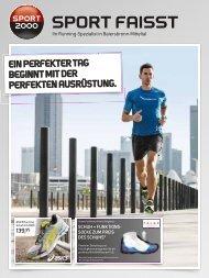 Runningflyer 01 2013 - Sport Faisst