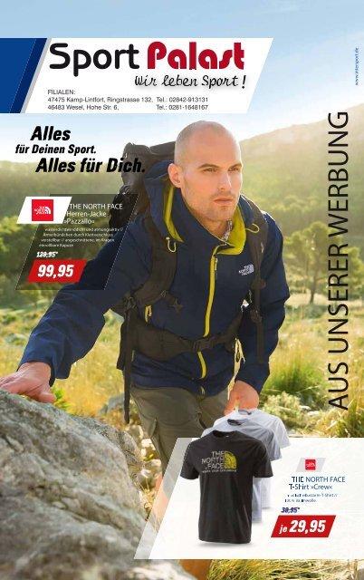 PROSPEKT MÄRZ COVER - Sport Palast