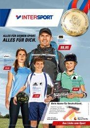 ALLES FÜR DICH. - Intersport Sport Peter