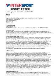 AGB / Allgemeine Geschäftsbedingungen [PDF ausdrucken]