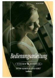 Bedienungsanleitung - Sport-Thieme AT