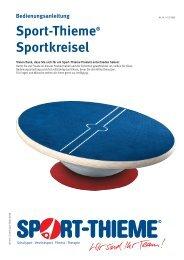 Übungsanleitung - Sport-Thieme AT