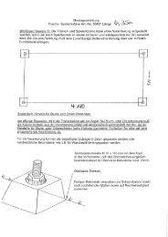 Montageanleitung - Sport-Thieme CH