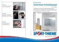 Montageanleitung - Sport-Thieme AT