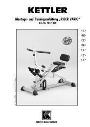 Layout Rider Vario 4/00 - Sport-Thieme