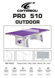 pro 510 outdoor - Sport-Thieme.at