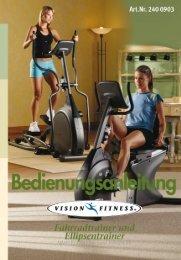 Bedienungsanleitung - Sport-Thieme