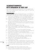 Bedienungsanleitung - Sport-Thieme - Seite 6