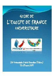 Equipe de France OK(1).pdf - Fédération Française du Sport ...