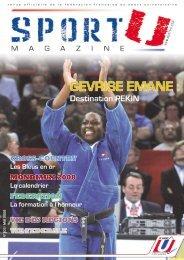 N°103 - mai 2008 - Fédération Française du Sport Universitaire