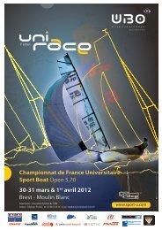 30-31 mars & 1er avril 2012 - Fédération Française du Sport ...