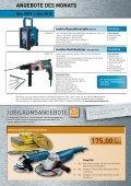 angebote Des monats - EDELMANN - Fachmarkt für das Handwerk - Seite 2