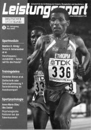sportbn - Institut für Sportwissenschaft der Universität Bayreuth
