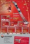 für einen sportlichen winter - SPORT 2000 Landsberg - Page 4