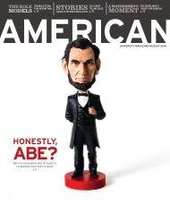 American Magazine: August 2014
