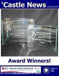 Award Winners! - Sport Across Staffordshire