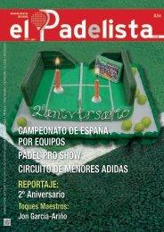 Revista de Pádel Oficial - Nº11