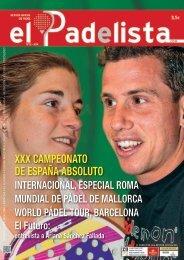Revista de Pádel Oficial - Nº12
