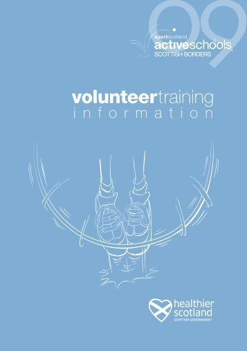 volunteertraining - Sport Borders