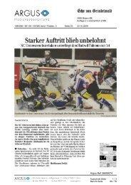 34.3 Medienbeobachtung - sportcenter-huttwil