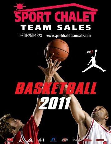 basketball 2011 - Sport Chalet