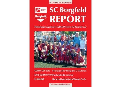 September 2013 - SC Borgfeld e.V.