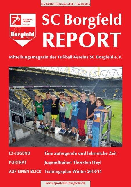 November 2013 - SC Borgfeld e.V.
