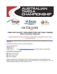 Media Accreditation Form ATC