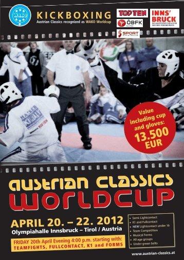 Austrian Classics - Sportdata.org