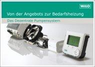 WILO PowerPoint-Präsentation - Sportinfra
