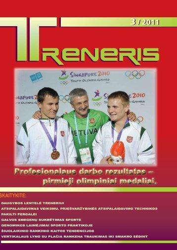 Nr. 3 - Lietuvos sporto informacijos centras