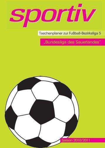 """""""Bundesliga des Sauerlandes"""" - Sportiv"""