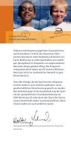 Integration durch Sport - Sportjugend Hessen - Seite 2