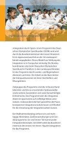 Integration durch Sport - Sportjugend Hessen - Seite 4
