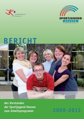 bericHt - Sportjugend Hessen