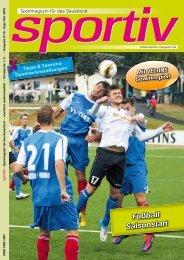 Fußball Saisonstart - Sportiv