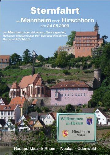 Sternfahrt - Sportkreis Heidelberg e.V.