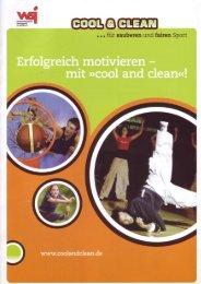 ... für sauberen und fairen Sport - Sportkreisjugend Calw