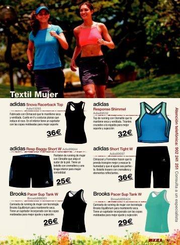 Textil Mujer - Sportlife.es