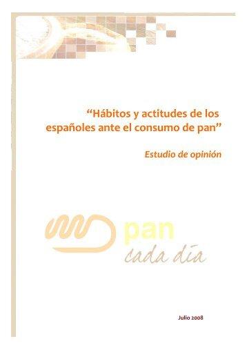 """""""Hábitos y actitudes de los españoles ante el consumo ... - Sportlife.es"""