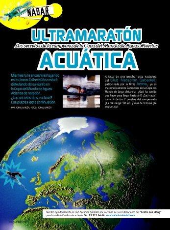 ULTRAMARATÓN - Sportlife.es