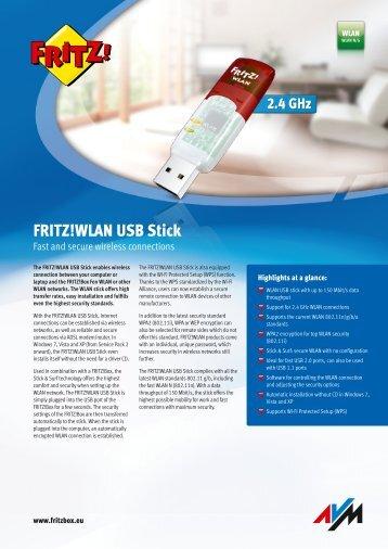 FRITZ!WLAN USB Stick - Icecat