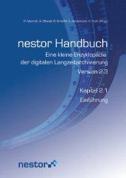 2.1 Einführung - nestor