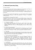 Nationale Preservation Policy - nestor - Seite 3