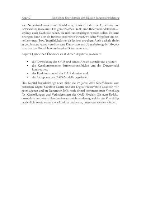 Das Referenzmodell OAIS – Open Archival Information ... - nestor